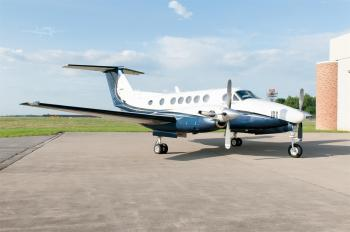 1981 BEECHCRAFT KING AIR B200 for sale