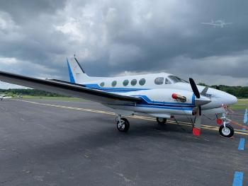 1981 BEECHCRAFT KING AIR C90A for sale