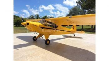 2016 PIPER PA-11 CUB SPECIAL (CLONE) CLIP WING  for sale